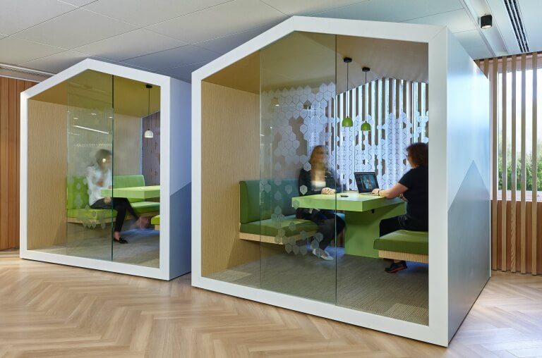 Top 6 Office Space And Furniture Trends Modoola